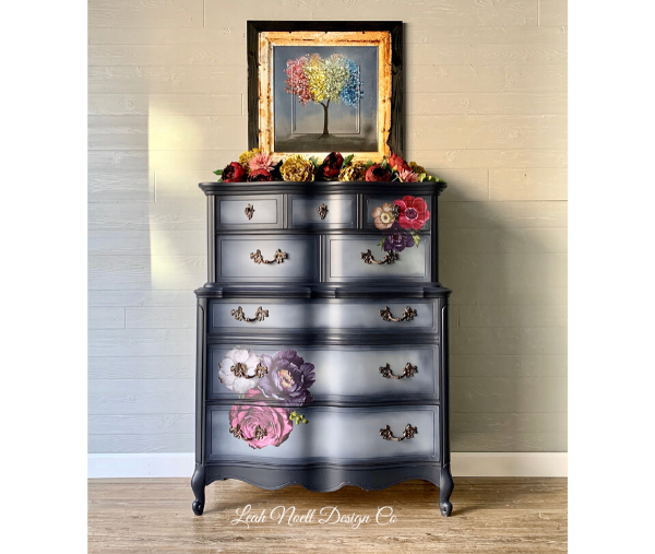 Blending Paint on Furniture